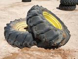 Cotton Stripper Wheels/Tires 18.4-26