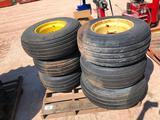 (6) Implement wheels/Tires