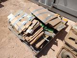 Pallet of miscellaneous Unused John Deere Parts