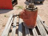 Irrigation Well Gear Head