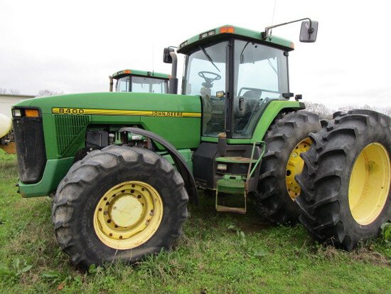 Jonesville, Louisiana -  Farm Equipment
