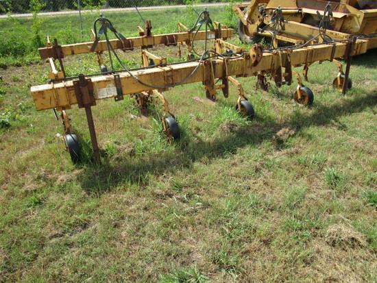 Dickey 4-row Cultivator