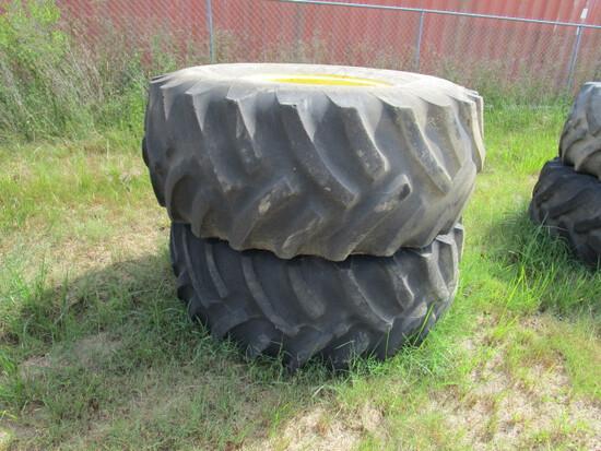 "(2) 26"" Tires"