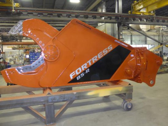 Shearcore Fortress F85R Mobile Shear 2015 (1 Unit)