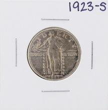 1923-S Standing Liberty Quarter Coin