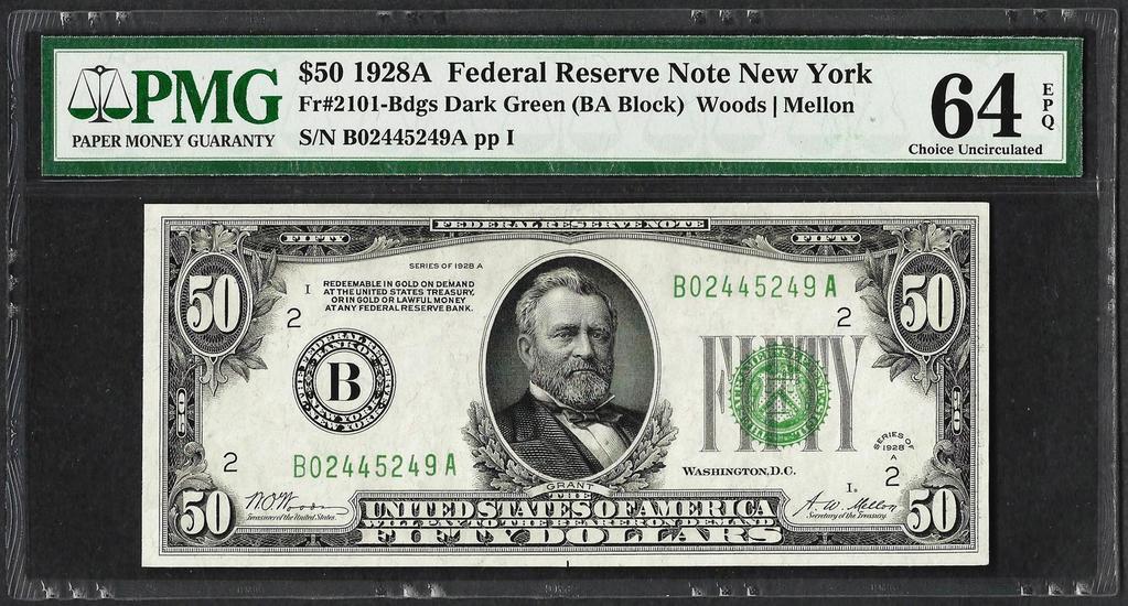 Rare Banknotes, Gold & Silver Coins, & More!