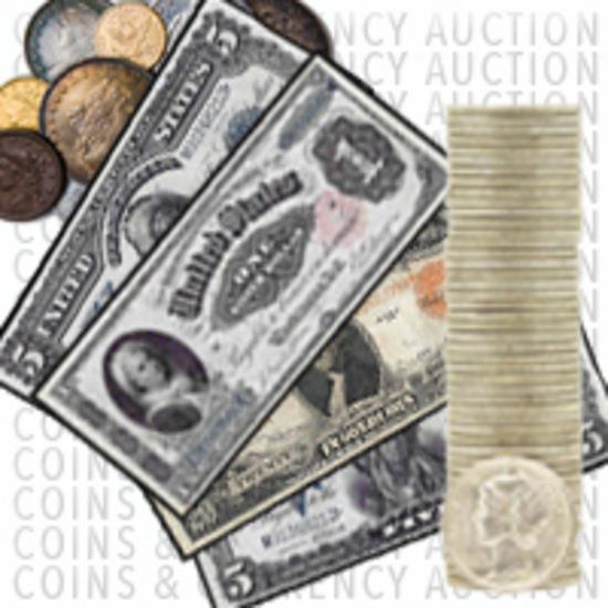 Paper Money, Rare Gold & Silver Coin Event!