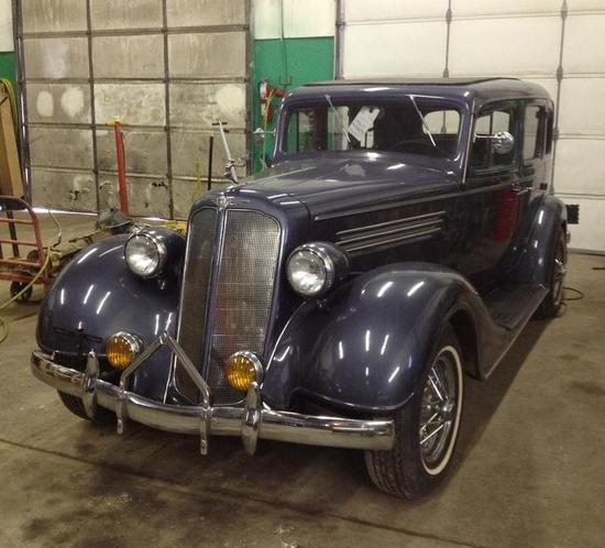 1935 Buick Sedan Col Auctions Online Proxibidrhproxibid: 1935 Buick Vin Location At Gmaili.net