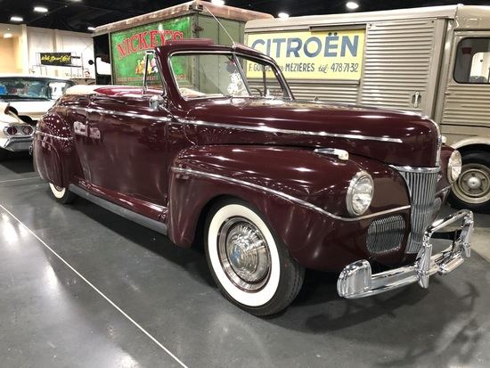 1941 Ford Convertible |     Auctions Online | Proxibid