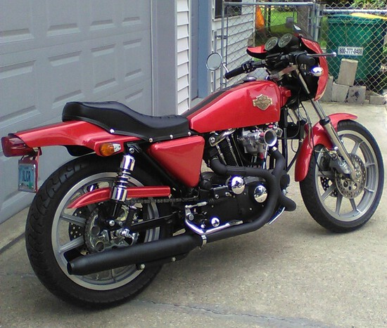 1978 Harley-Davidson XLCR Custom