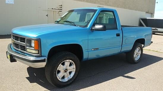 1995 Chevrolet K1500 4x4