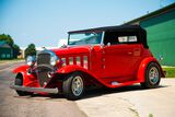 1932 Chevrolet Landau Phaeton Convertible