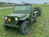 1966 Ford M151A1 Jeep