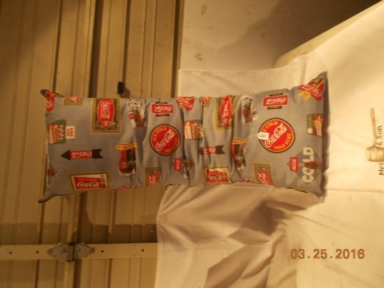Coca Cola Body Pillow Auctions Online Proxibid