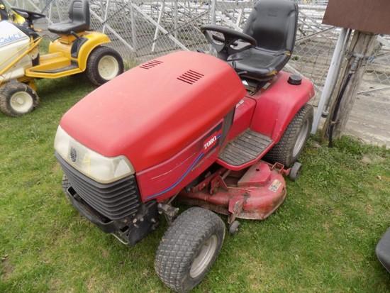 Toro Wheel Horse 522 XI Garden Tractor w/ 48'' Deck, Hydro