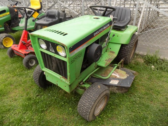 Deutz Allis 916 Garden Tractor