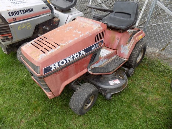 Honda HT 3813 2 Cyl