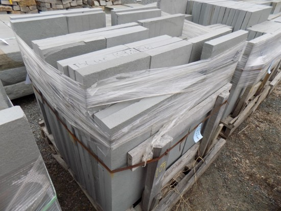 Pallet of 2'' Thermaled Pattern, Assorted Sizes, 169 SF, sold by the SF