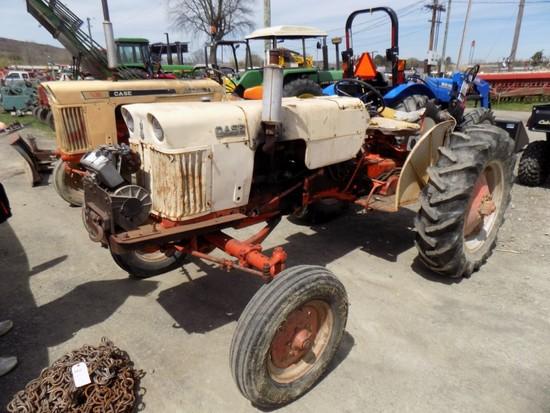 Case 311B-L Tractor