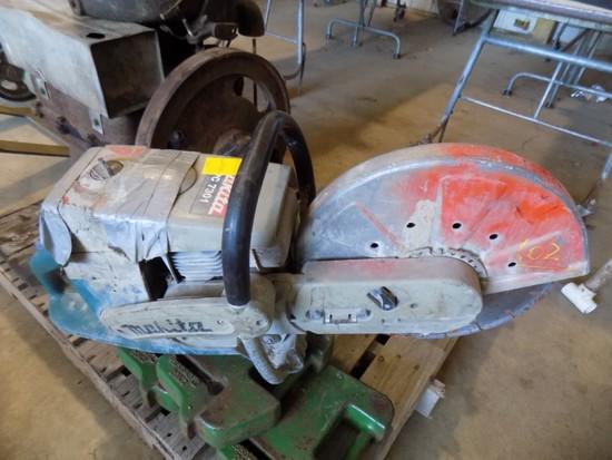 Makita PC 7301 Gas Demo Saw