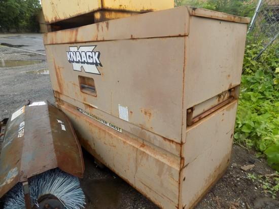 Steel Gang Box/Job Box - Knack