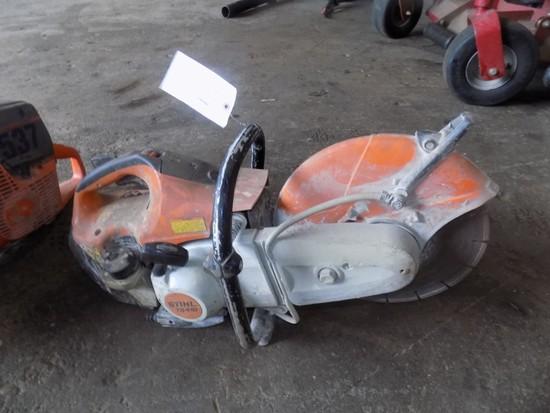 Stihl TS-40 Gas Demo Saw