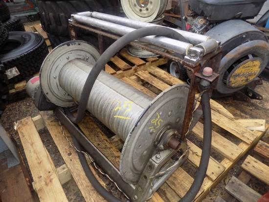 Hannay Industrial Hose Reel