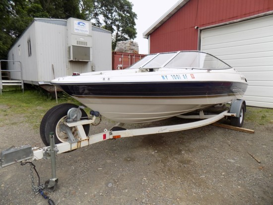 1996 Bayliner 2050 LS 20' Boat    Auctions Online | Proxibid