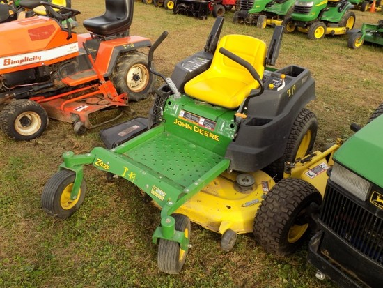 JD 2-425 Zero Turn Mower w/48'' Dek, 541 Hours, s/n 120496