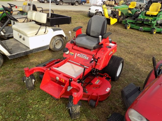 Country Clipper- Edge XLT, Zero Turn Mower, w/Deck, 360 Hours, (LAF)