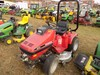 Honda 5013 4wd, 4ws-Garden Tractor w/48'' Deck, Hydro,          Hours