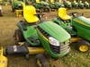 JD D140 Lawn Tractor w/48'' Deck, Hydro, 215 Hours, s/n