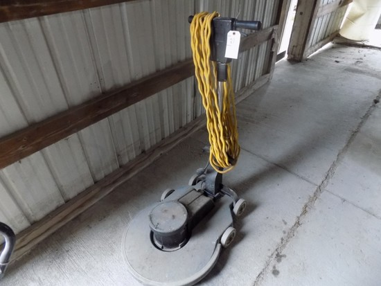 Electric Floor Buffer