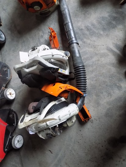 (2) Stihl Parts Leaf Blower