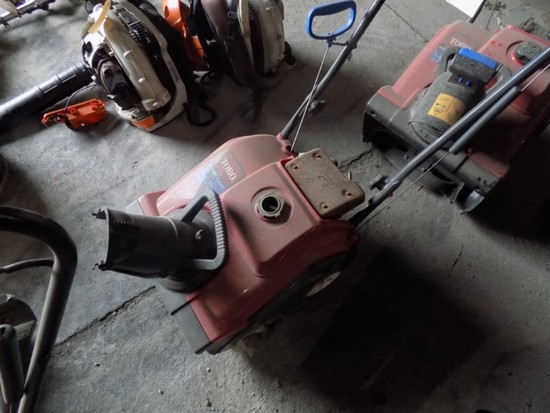 Toro 518 ZR Snowblower