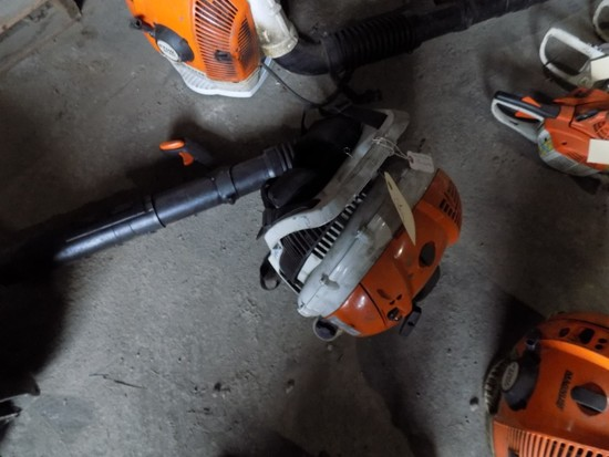 Stihl BR600 Backpack Leaf Blower