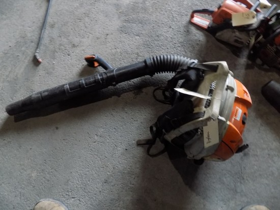 Stihl BR600 Backpack Leafblower