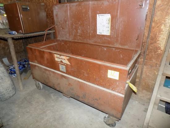 Knack Job Box on Wheels