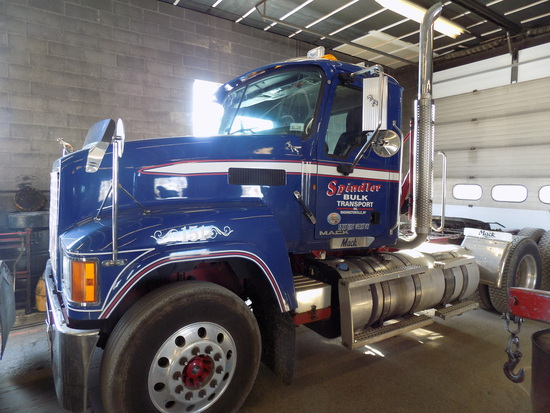Top Quality Truck Tractor & Milk Trailers Auction