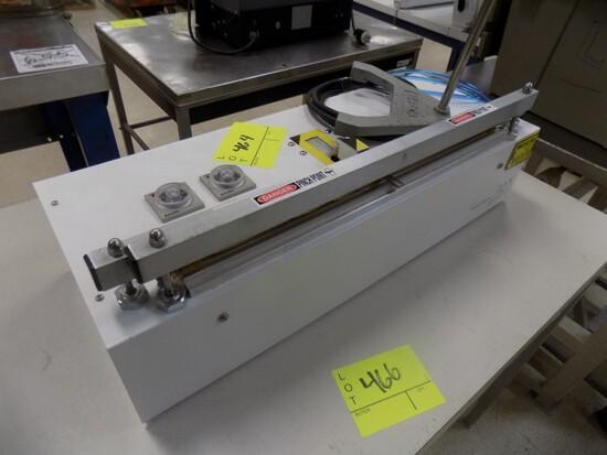 Accu Seal 235 Vacuum Bag Sealer