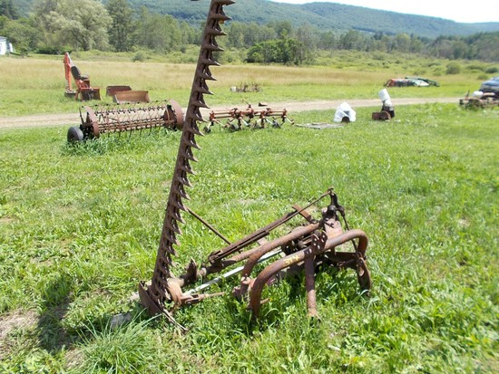 Massey Ferguson 3pth Sickle Bar Mower