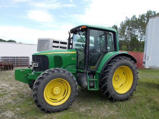 Farm Eq., Constr. Eq. & Heavy Truck Auction Ring 2