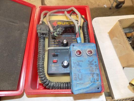 Bucik SFI Scanner, Model 3220