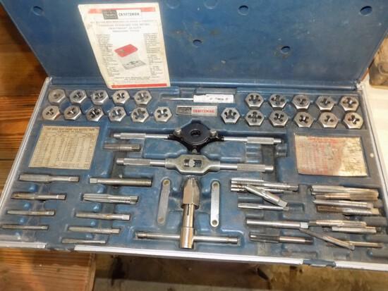 Sears Craftsman Tap & Die Set