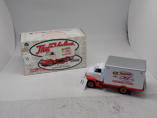 1st Gear 1953 Ford C-600 Straight Truck ''Cotter & Company True Value'' in