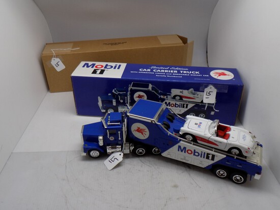 Model 1 Limited Edition Car Carrier Truck, 2000 Credit Card Edition, 4th in