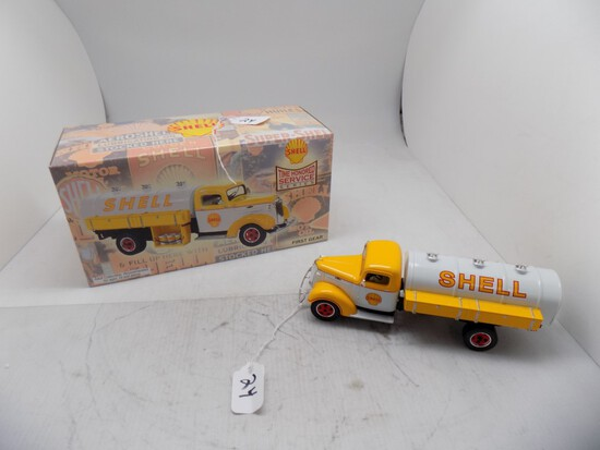 1st Gear Shell Time Honored Service Series, 37 Chevy Tanker Truck, 2nd in S