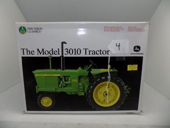 Precision Series 1/16 Scale ''The Model 3010 Tractor'' By Ertl (9)