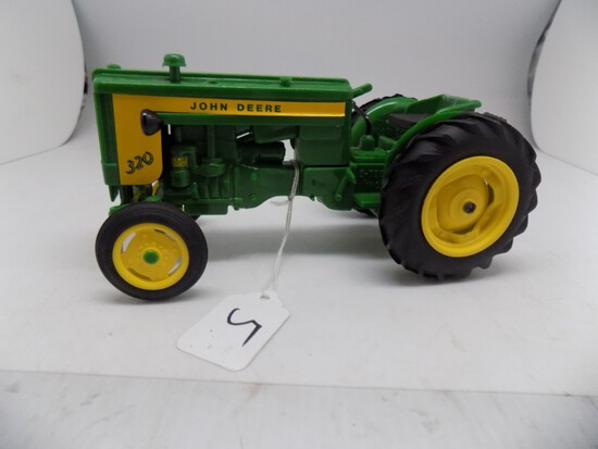 John Deere 320 Plastic 1/16 Scale by Yoder, ''Plow City 1989,'' ''E-Tee's I