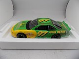 #97 Pontiac Grand Prix Chad Little NASCAR on Wooden Plaque w/Display Case,